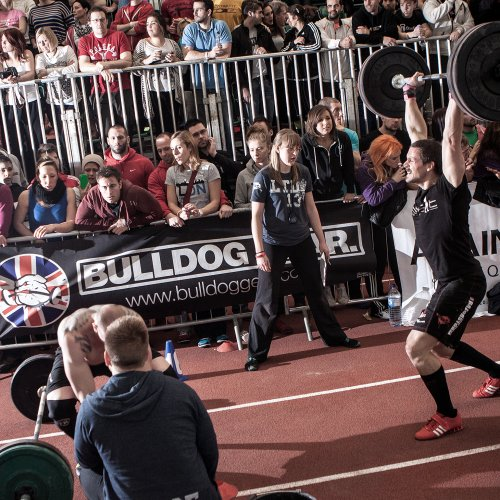 Battle of London • Weightlifting Competition