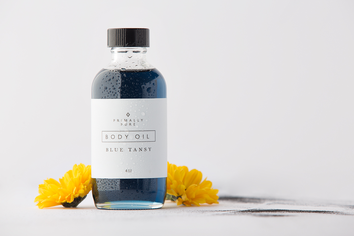 Primally Pure Body Oil | Best of Paleo Magazine Product Photography