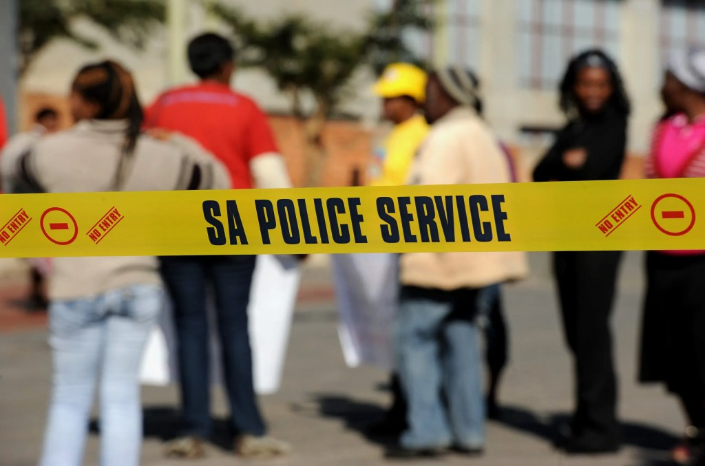 Boksburg man caught red-handed by wife raping his 1-month-old baby