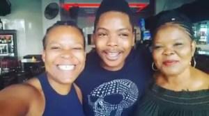 zodwa wabantu and ben 10 boyfriend ntobeko and ntobeko mother