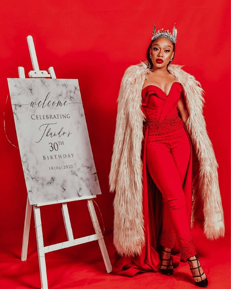 Thando Thabethe Biography Age, Engagement, Thabooty, Net worth, Cars