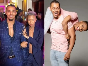 Are Cedric Fourie and Lasizwe dating?