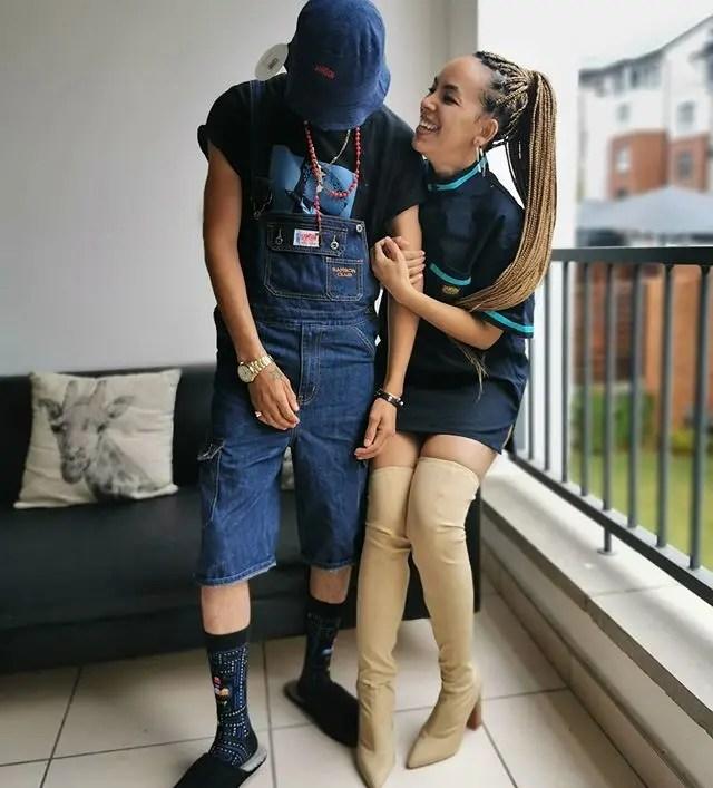 Who is Eric Macheru's girlfriend?