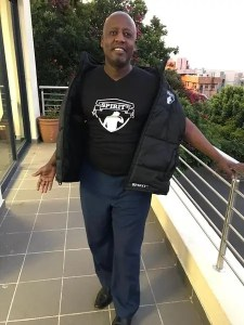 Who is Clevy Sekgala's wife?