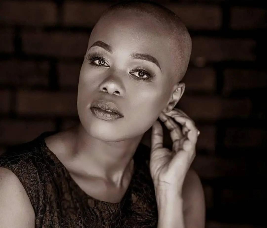 Lusanda Mbane Biography; Age, Husband, Children, TV Roles, Net Worth, Cars, Scandal!