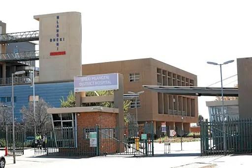 Male patient raped at Bheki Mlangeni District Hospital