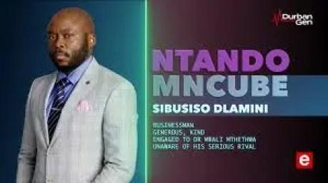 Ntando Mncube Biography, Age, Girlfriend, TV Roles, Theatre, Net Worth, Durban Gen