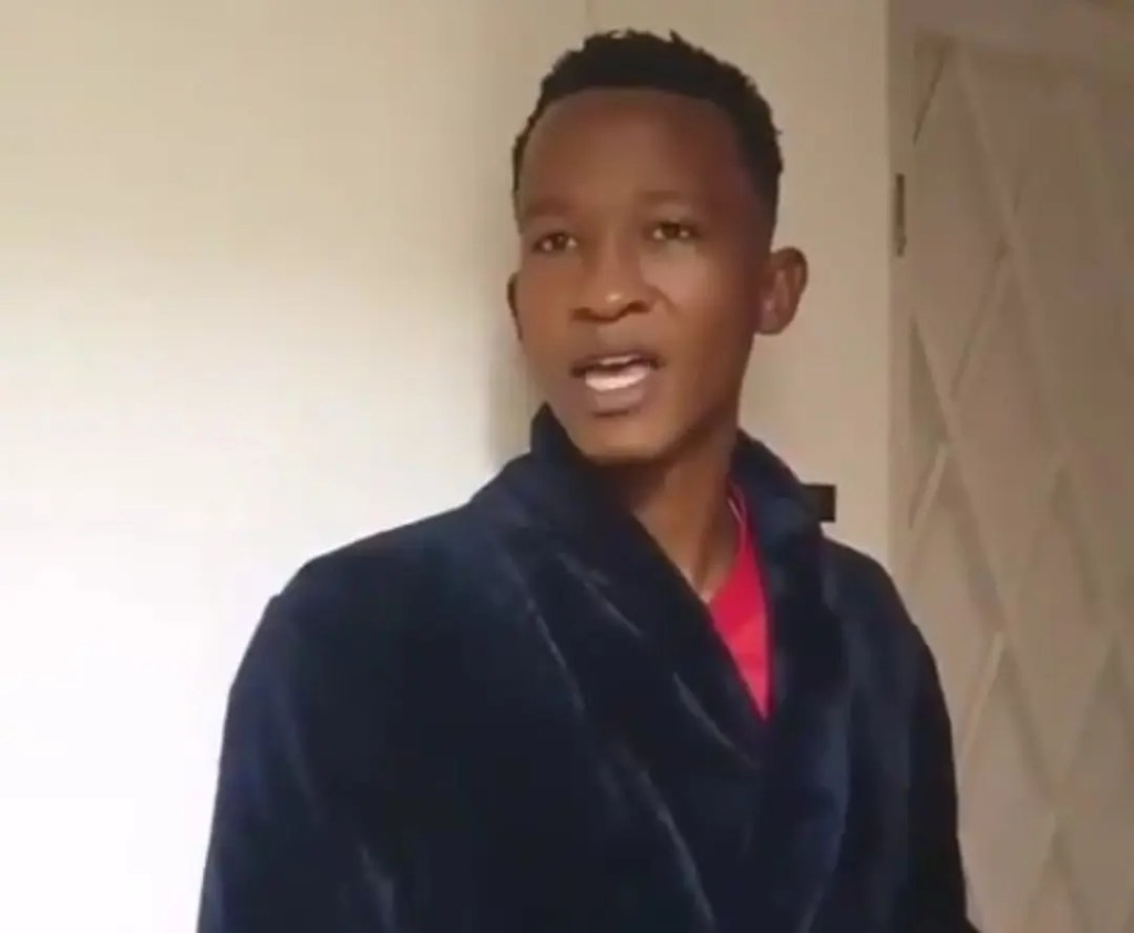 Outsurance guy Katlego Maboe in cheating and STI scandal