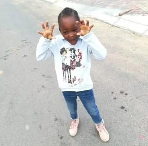 Thabo Mkhabela's daughter
