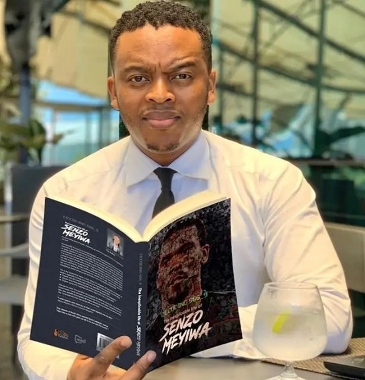 Soweto Mandlazi Author of Senzo Meyiwa's biography fears for his life