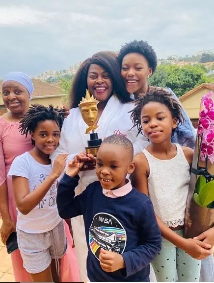 Dawn Thandeka King: Uzalo's MaNgcobo Pregnant?