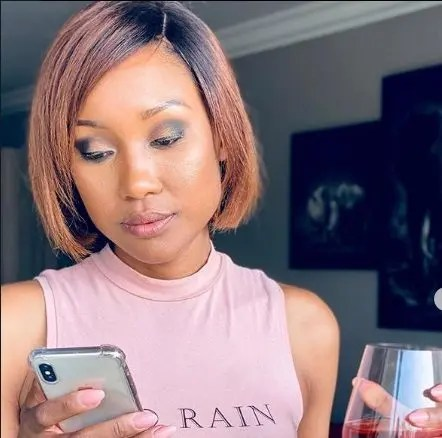 Generation's Zoe Mthiyane (Zitha) fired with immediate effect