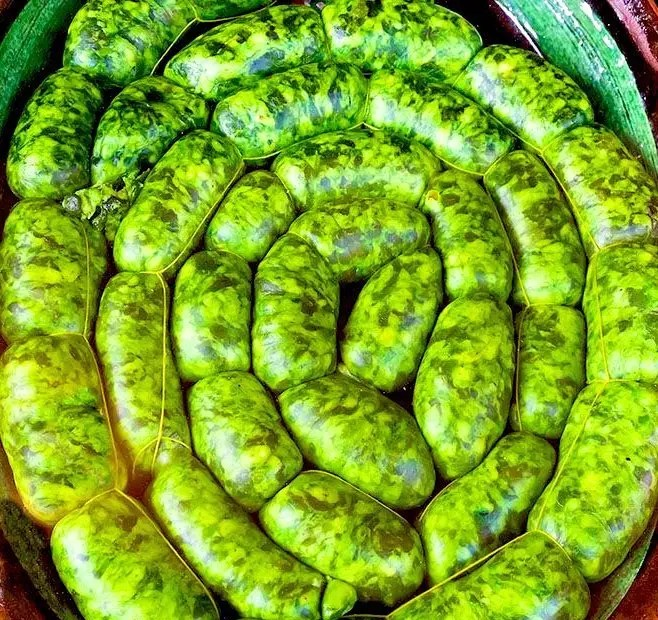 In Pics; Green Boerewors Recipe Takes Mzansi By Storm