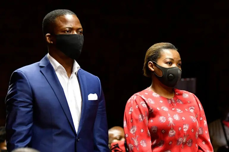 Bushiri and co-accused appear at court in South Africa