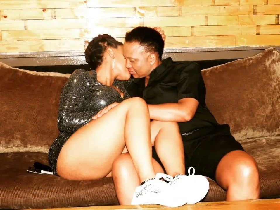 Tshidi from Generations The Legacy pictures with lover causes stir