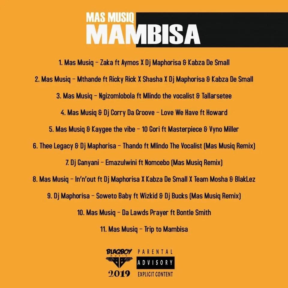 Mambisa EP