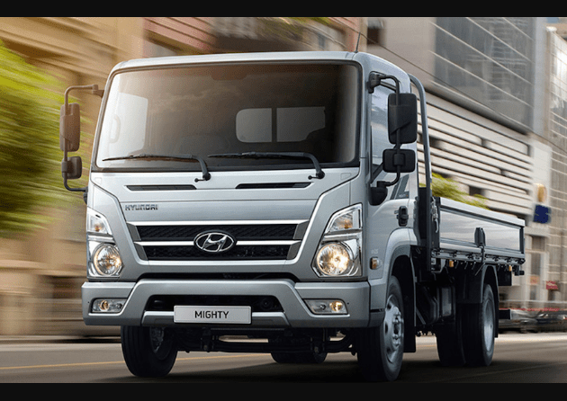 hyundai mighty workhorse