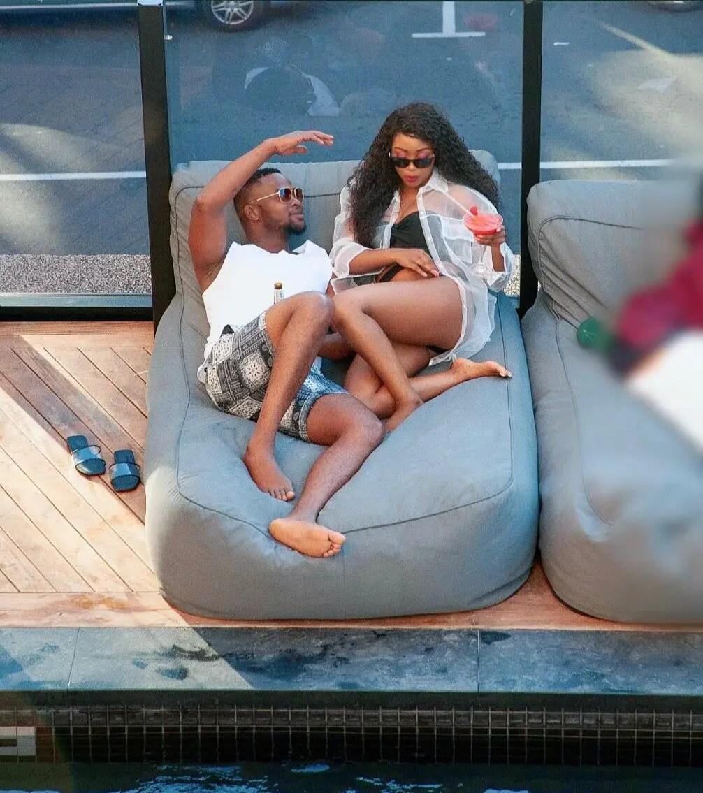 Mzansi's new celebrity couple: Durban Gen's Dr Mbali and Dr Lindelani
