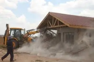 Chitungwiza houses survive demolition for now
