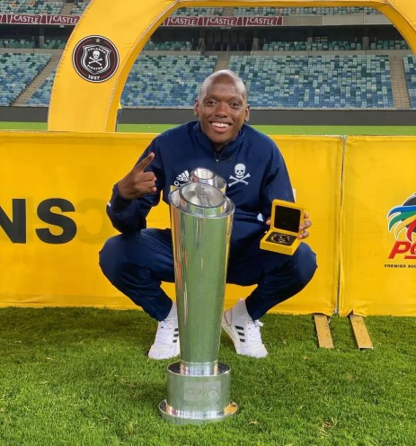 Kabelo Dlamini Biography, Age, Career, Awards, Car, Net Worth, Orlando Pirates
