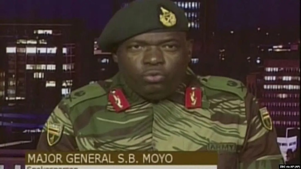 Minister of Foreign Affairs SB Moyo dies
