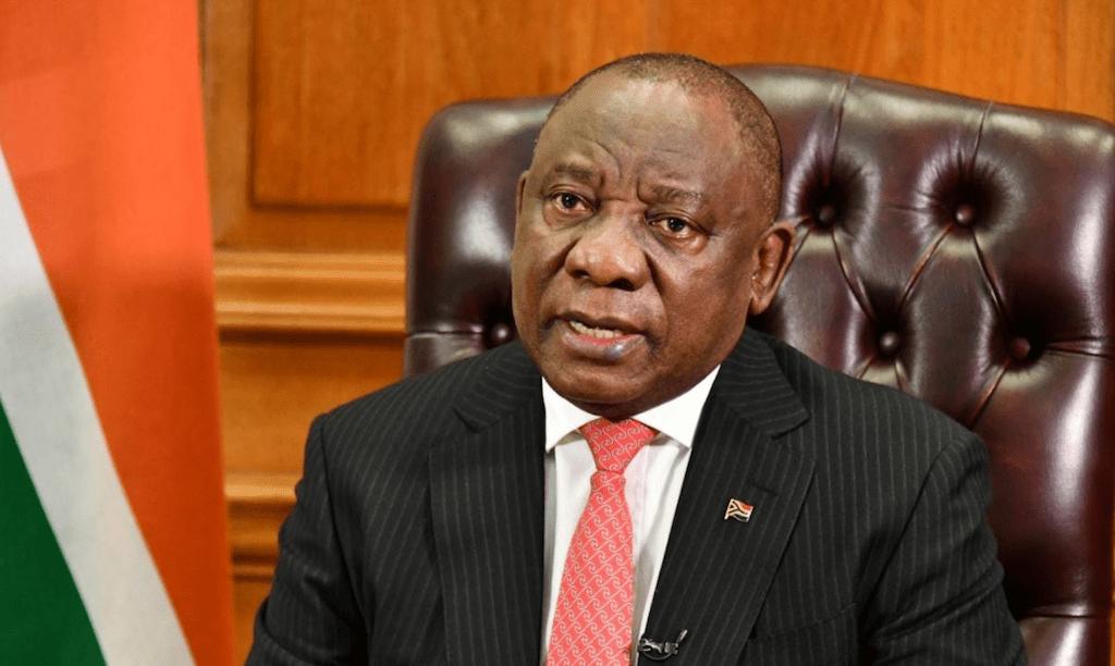 President Ramaphosa funds Zimbabwe opposition MDC alliance