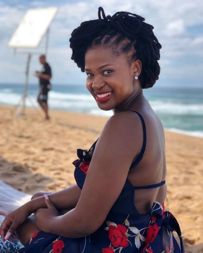 The Fergusons on-set food menu exposed. Zenande reveals all.