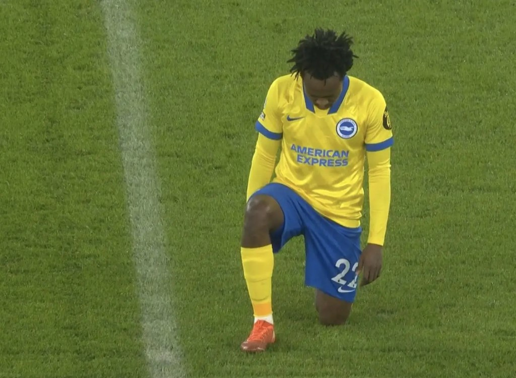 Video; Watch Percy Tau highlights vs Manchester City