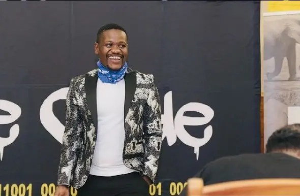 Pictures: Clement Maosa's transformation got Mzansi talking