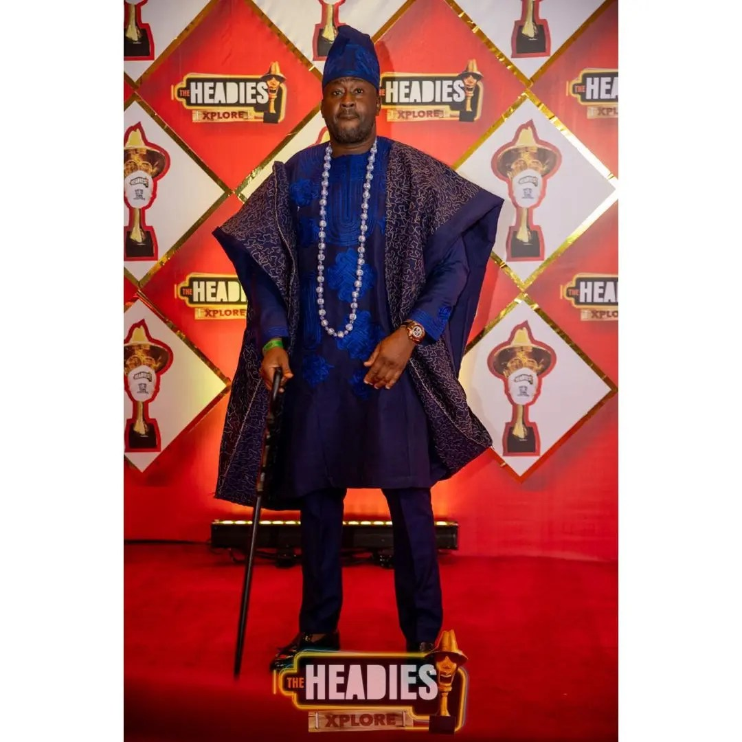 Master KG honoured with an African Artist Recognition Award at the 2020 Headies