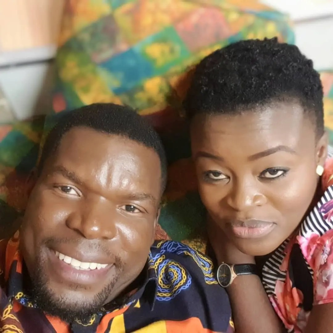Azwindini and Susan Muvhango