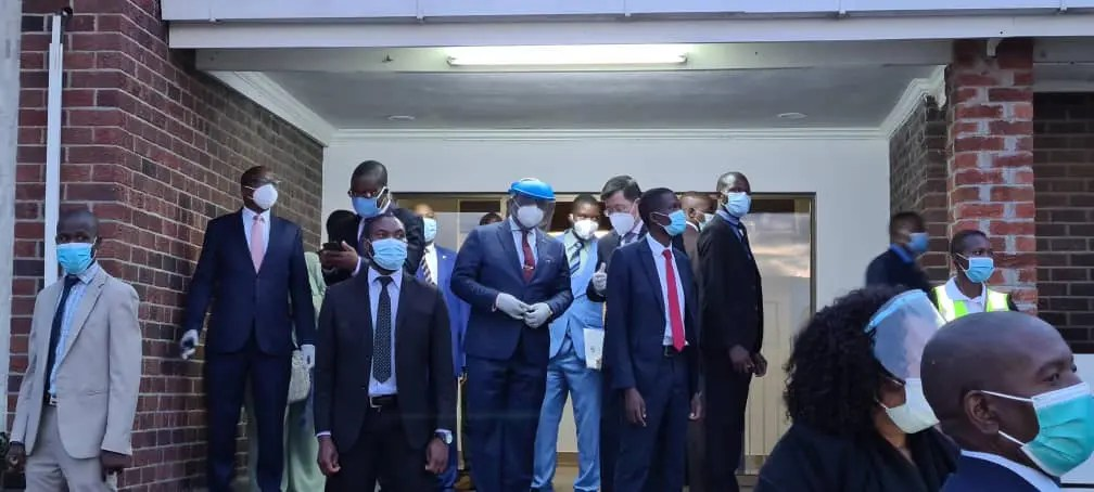 We are not prepared to administer the COVID-19 vaccine, Zimbabwe Health Workers