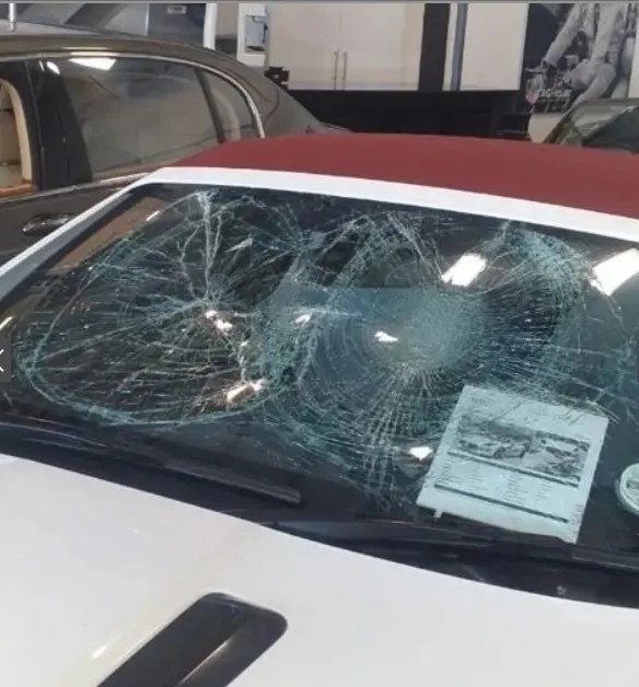 Video: Cape Town gang pounces and destroys The Toy Shop's Luxury cars