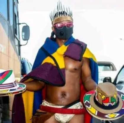 Clicks Boulders throws out customer wearing Ndebele traditional attire