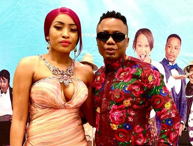 DJ Tira's wife faces arrest after beating up fellow RHOJ show cast member