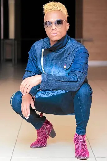 Video: Somizi exercises freedom on Freedom Day by showing off his buns