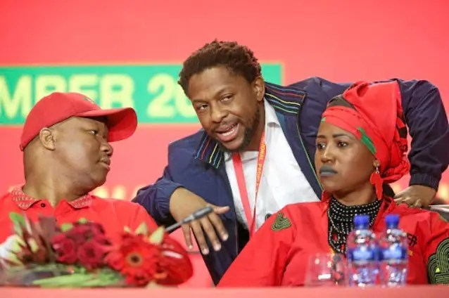 Mbuyiseni Ndlozi facing rape charges as victim files police report