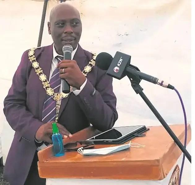 BIG 5 Hlabisa Local Municipality mayorComfort Khumaloshames DJ Tira