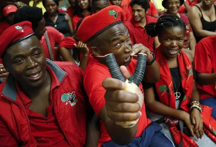 EFF calls for immediate closure of schools