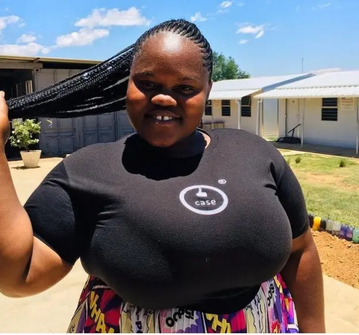 Did you know DiepCity actress Snenhlanhla is a qualified graduate?
