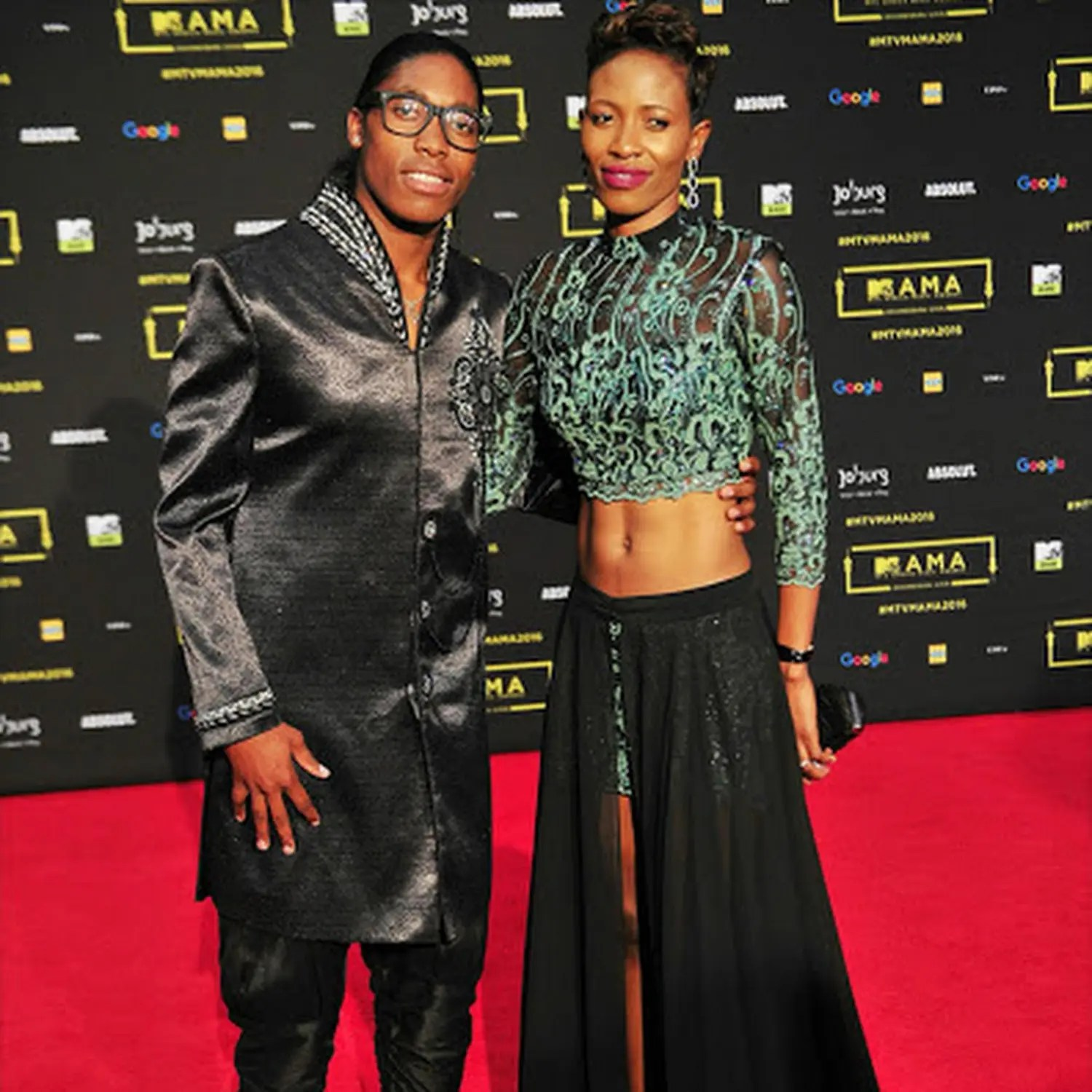Prominet Athlete Caster Semenya and wife expecting 2nd baby