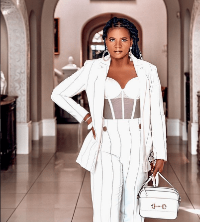 Shauwn Mkhize rubbishes claims that she was in a private meeting with Ngizwe Mchunu and Duduzane Zuma