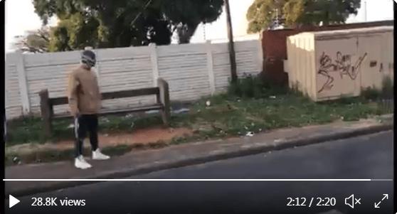Video: Indian man pulls gun on black couple at a roadblock