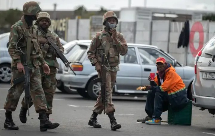 EFF takes Ramaphosa head-on wants clarity on the deployment of soldiers to violence hotspots