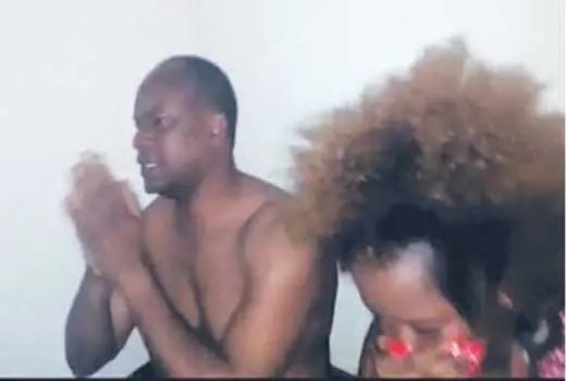 Drama as a city Member of Parliament was busted having sex with someone's wife in Nairobi