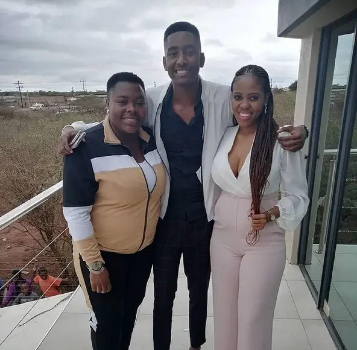 Madongwe and Vusi Ngubane