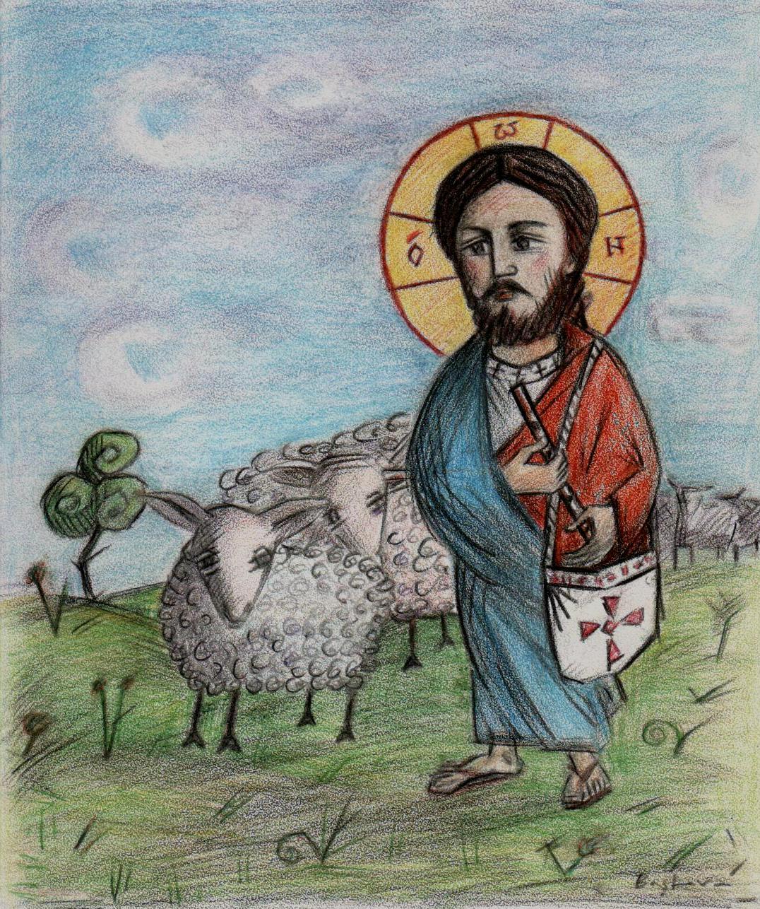 desen-pastorul-cel-bun