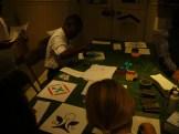 Youth Stencilling workshop