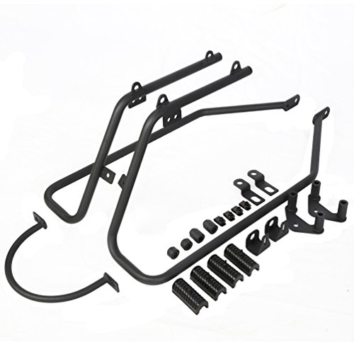New Conversion Brackets to Mount FLH Touring Hard