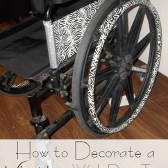 Wheelchair Grips Flint Stool & Chair Co Mi How To Decorate A With Duct Tape Saved By Grace